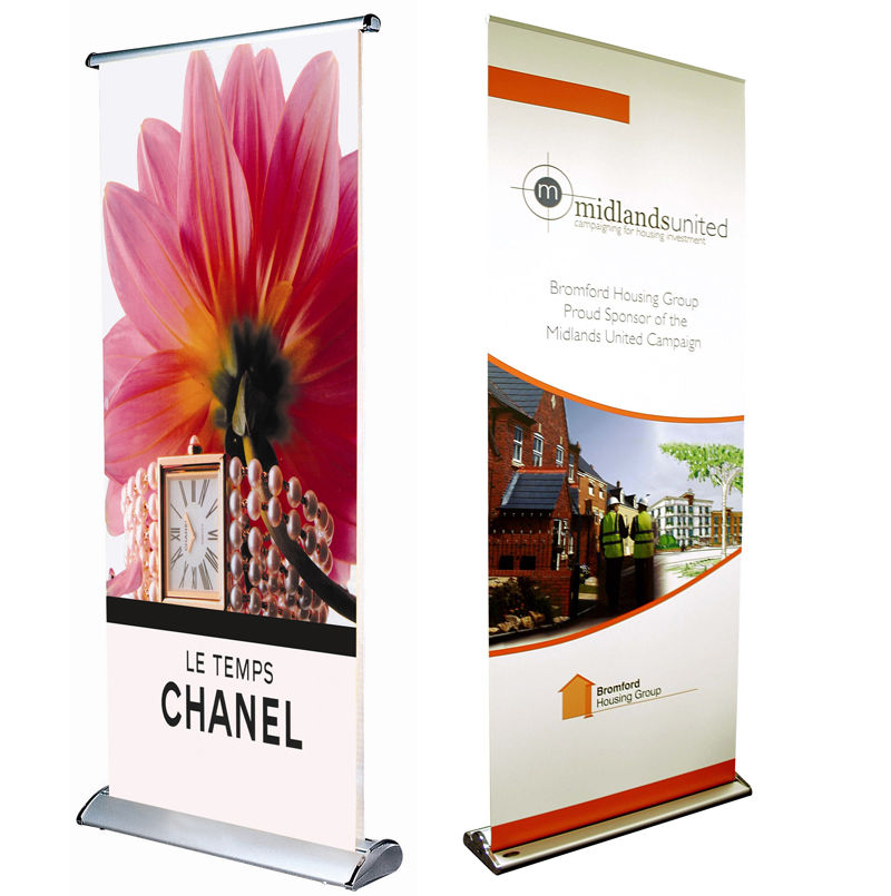 standee banner In Standee Quảng Cáo